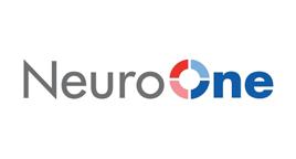 NeuroOne logo - best small cap stocks