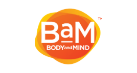 Body and Mind logo - small cap growth stocks