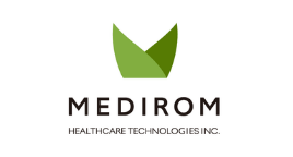 MEDIROM Healthcare logo - healthcare stocks to buy now