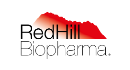 RedHill Biopharma logo - top biopharma stocks