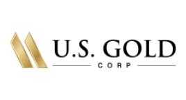 U.S. Gold Corp logo - small cap