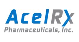 AcelRX Pharmaceuticals, Inc. Logo - healthcare sector stocks