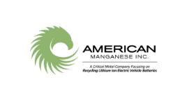 American Manganese Inc. Logo - small cap
