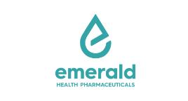 Emerald Health Pharmaceuticals Logo - cannabis stocks