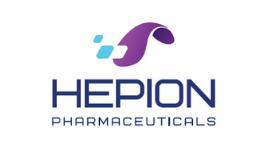 Hepion Pharmaceuticals Logo - small cap