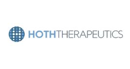 Hoth Therapeutics Logo - best small cap stocks
