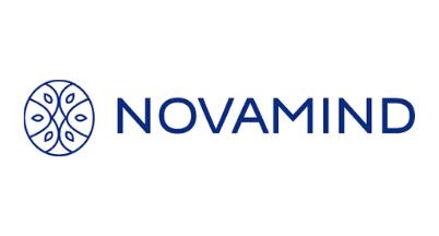 Novamind Logo - best small cap stocks