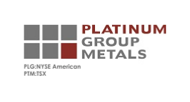 Platinum Group Metals Logo - small cap stocks list