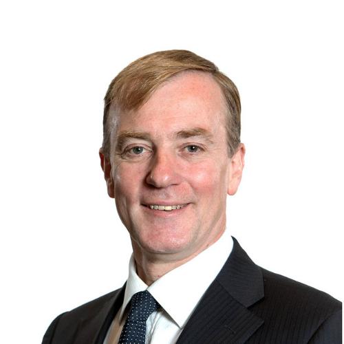 Rory Nealon, CFO & COO - pharma