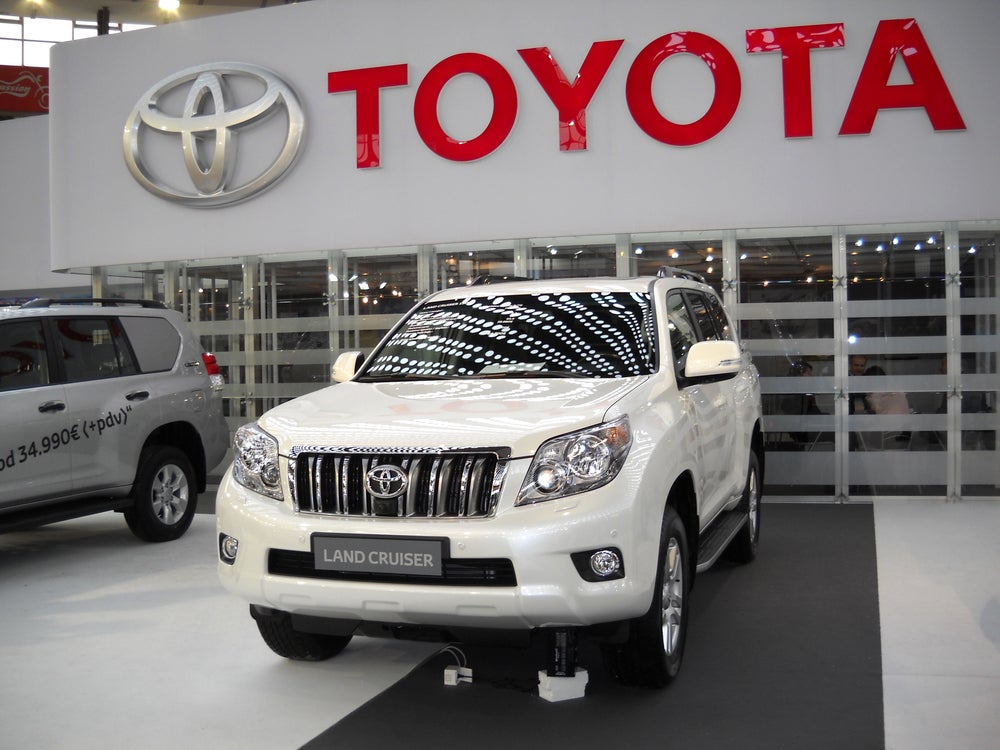 Toyota Motor Boosts Outlook On Strong U S Japan Sales