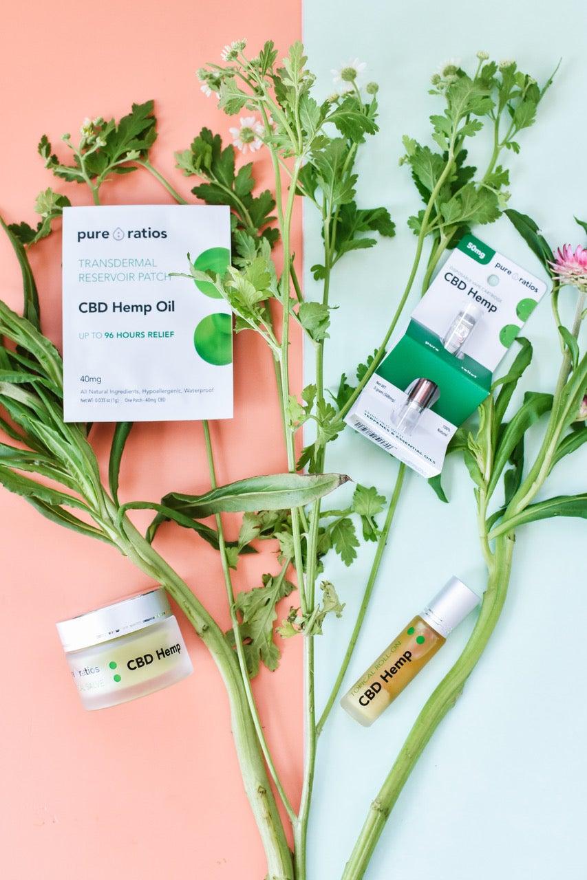 PureRatios CEO Mixes Herbal Holistic Medicine With CBD
