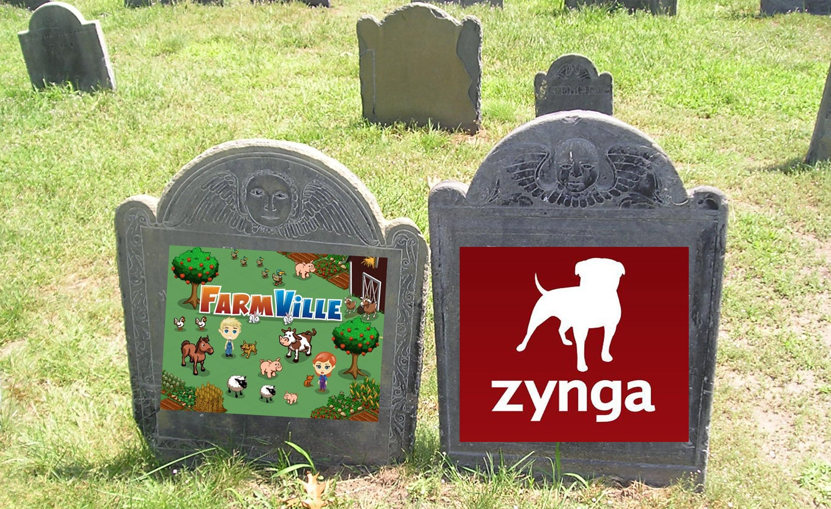 death of zynga