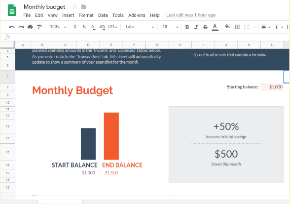 The Best Free Or Low Cost Budget Spreadsheets For 2021