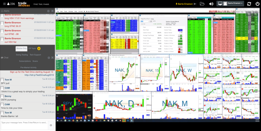 bitcoin live trading chat