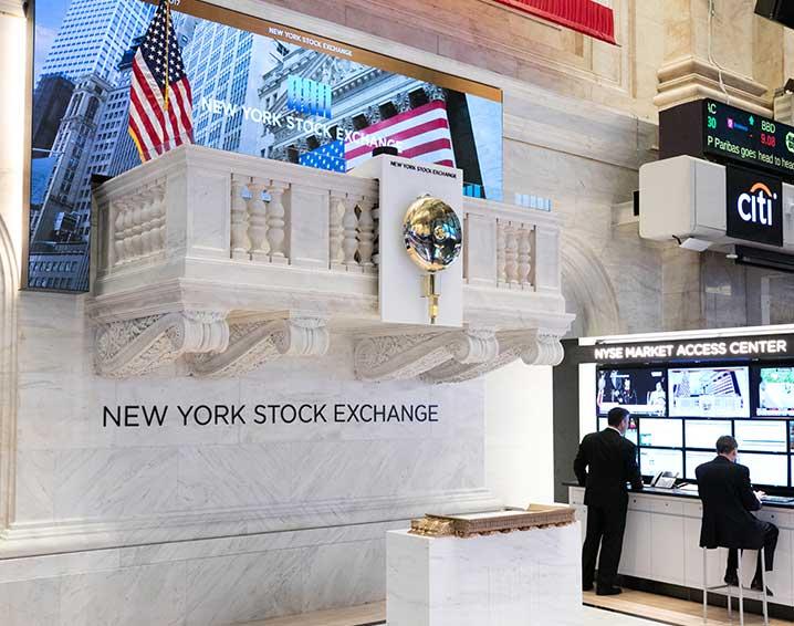 New York Stock Exchange's